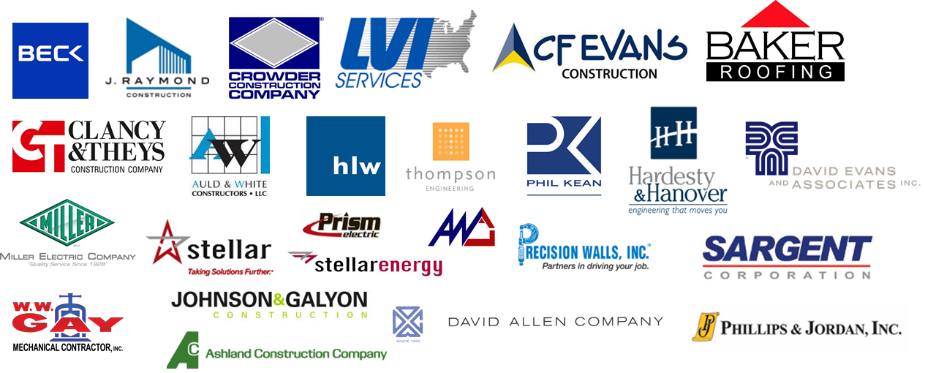 Architecture, Engineering & Construction Clients